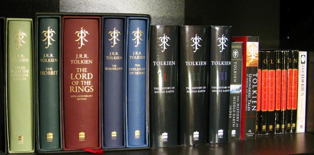 Coleção de livros Tolkien l Gráfica Cores