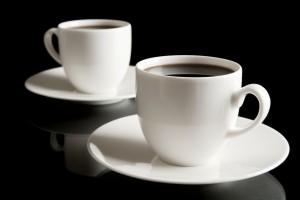 Uma boa xícara de café | Gráfica Cores