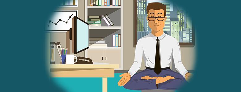Estresse: como relaxar l Gráfica Cores